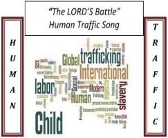 Human Trafficking Song Logo